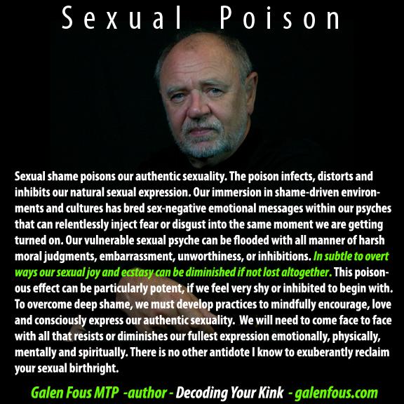 sexual poisin